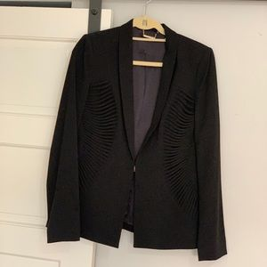 Marciano Black Suit Jacket. Size Medium.